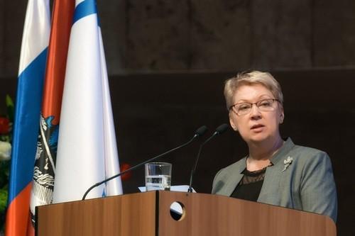 Васильева министр образования