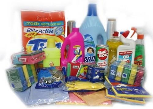правила обеспечения моющими средствами