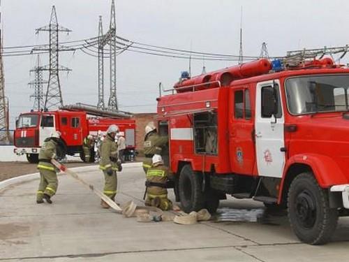 устав пожарных