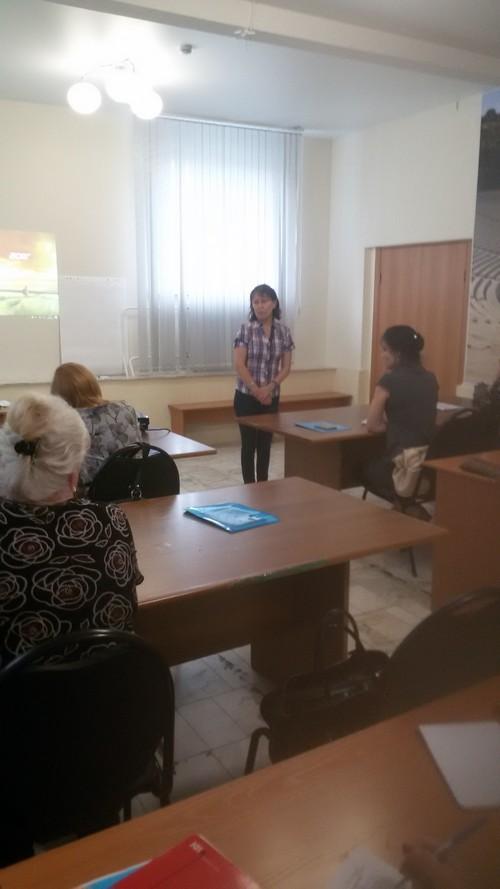 Открытиеи семинара по финансовой деятельности профсоюзов