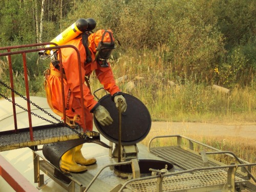 Правила безопасности ведения газоопасных, огневых и ремонтных работ