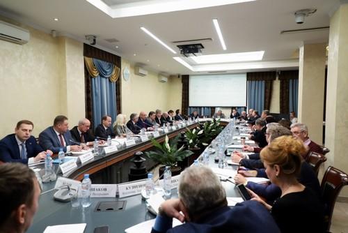 круглый стол по охране труда в ОТ РФ